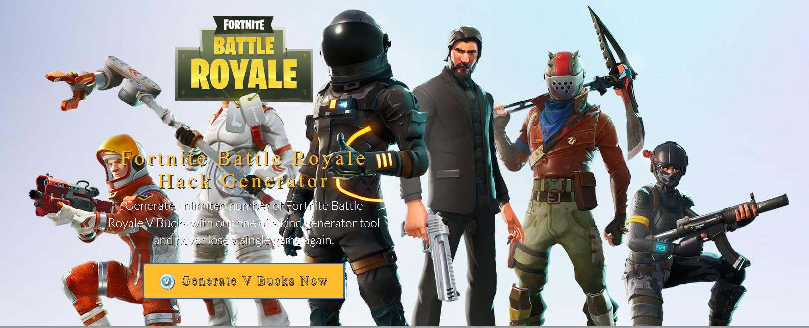FREE! Fortnite Battle Royale Hack No Survey Online Generator for