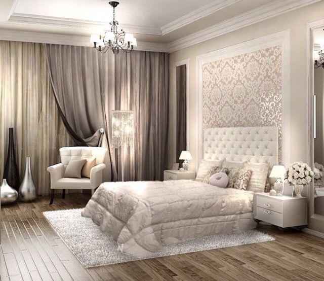 Live like a queen Casas Pinterest Bedrooms, Master bedroom