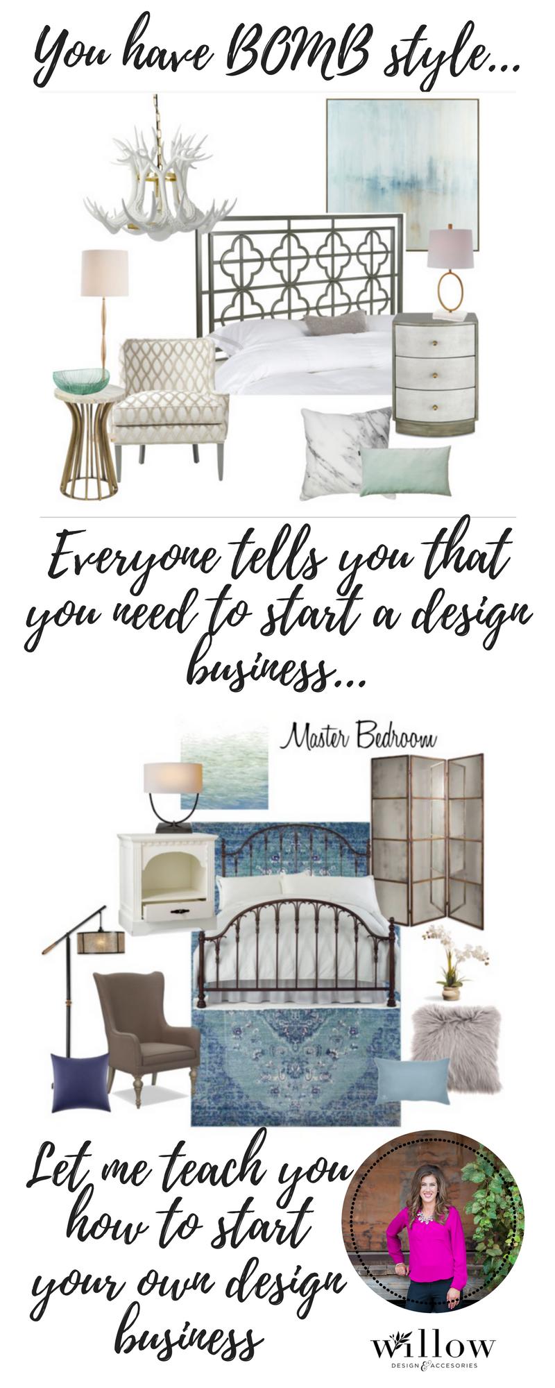 Interior Design Business Guide Interior design business Business