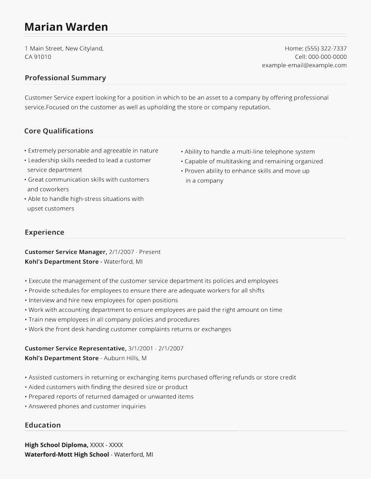 68 Beautiful Photography Of Front Desk Resume Skills Examples
