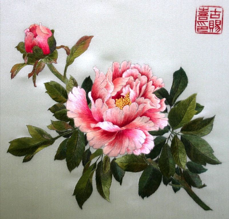 Japanese Peony Art | www.pixshark.com - Images Galleries ...