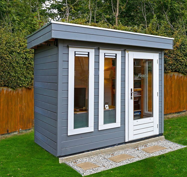 Mini Garden Office, Perfect For One Person. Double Glazed