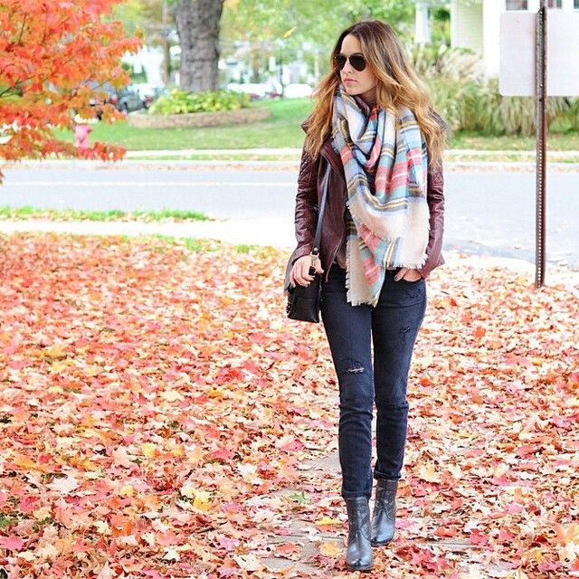 The perfect fall outfit from @ohsoglamblog | Get the details to your inbox when you si... | Use Instagram online! Websta is the Best Instagram Web Viewer!
