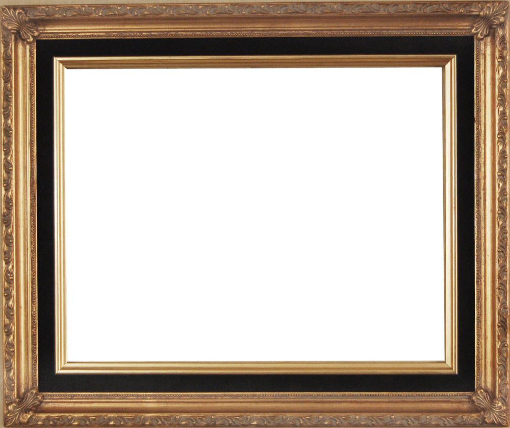 US Art Frames 4 by 6-Inch Picture Frame, Smooth Wrap Finish, 1.25 ...