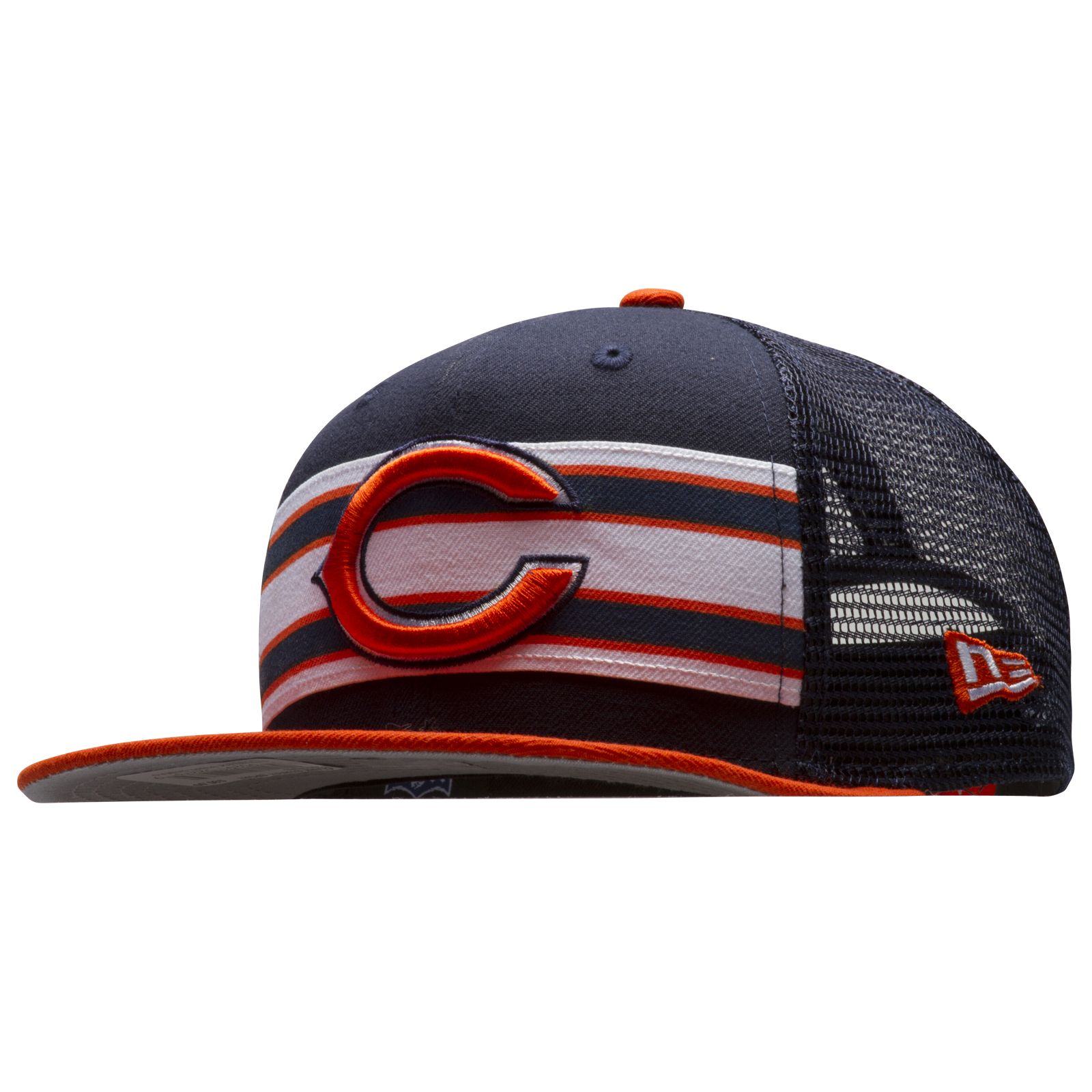 Chicago Bears Navy and Orange