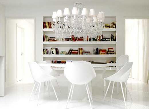 Beautiful Abodes: Using White