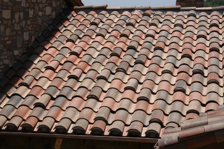S Tile With Tile And Cement Boost Roof Repair Roofing Systems Roof Tiles