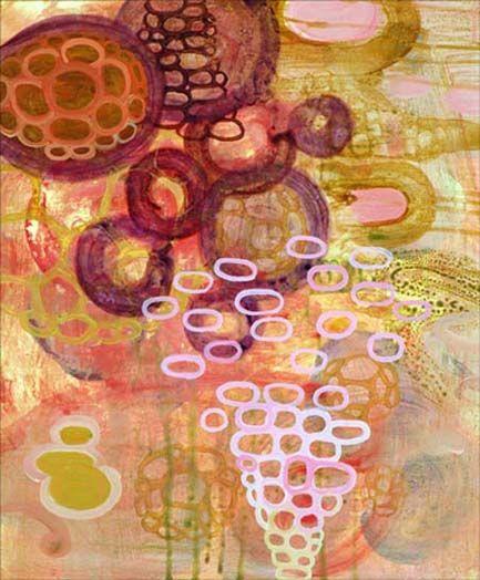 """""""Flotilla"""" by Liz Russell."""