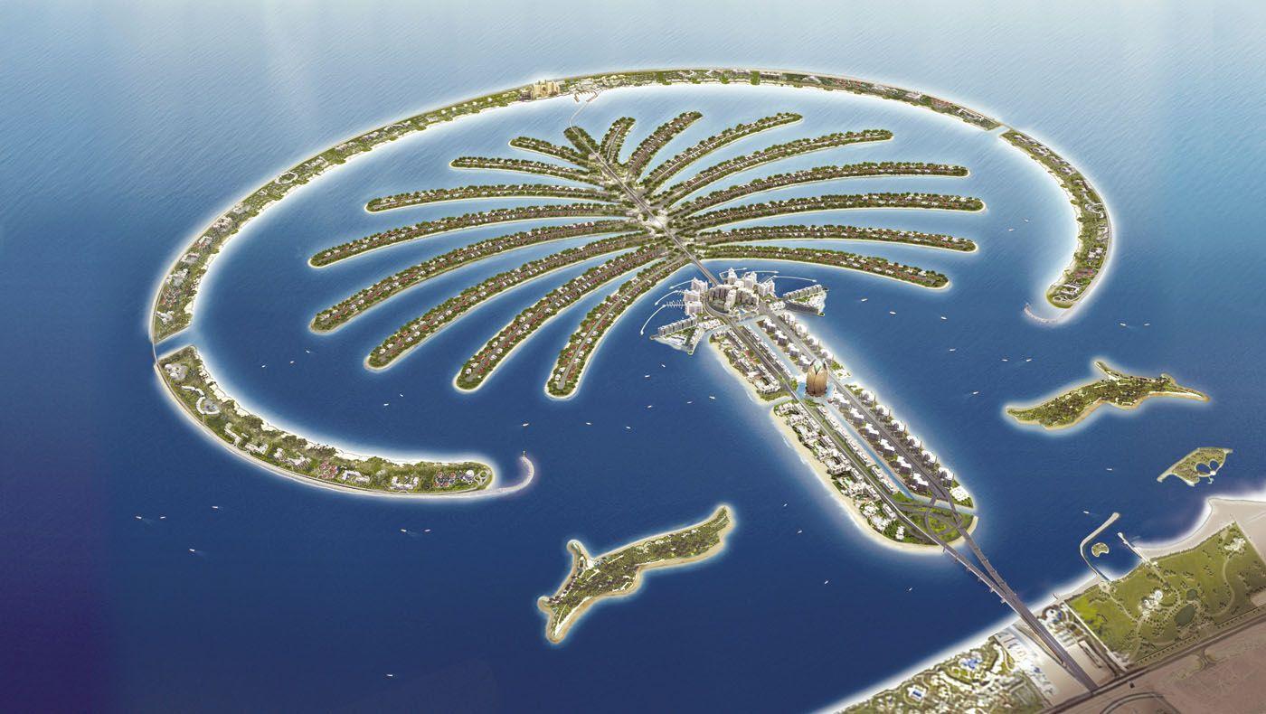 palm city dubai