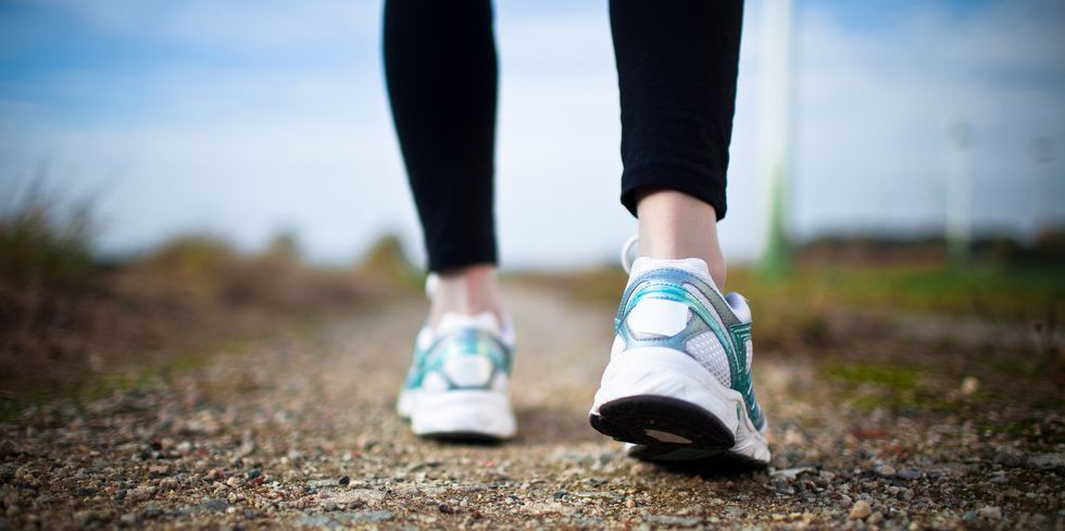 This Is How Many Calories You Burn From Walking | Walking ...