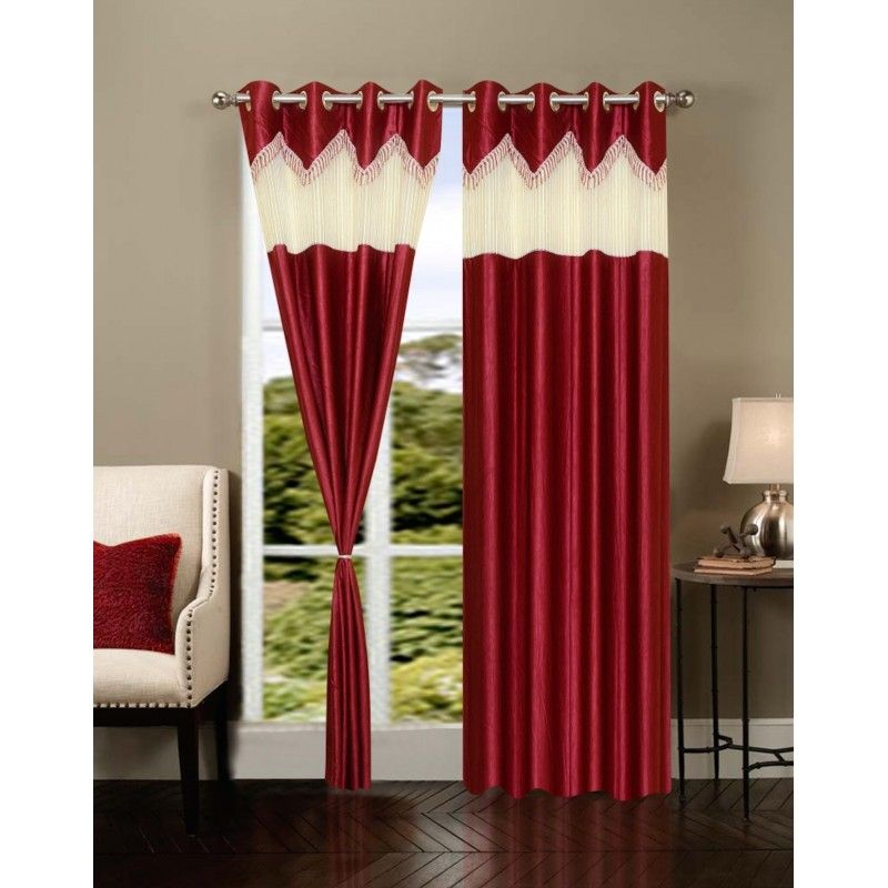 Shop Premium Designer Readymade Curtains Offers Online At