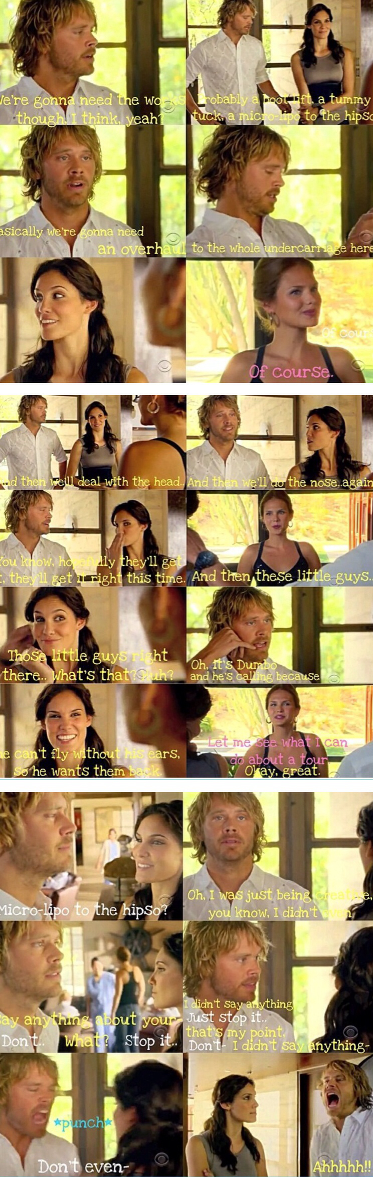 #Densi Moments they are literally my otp