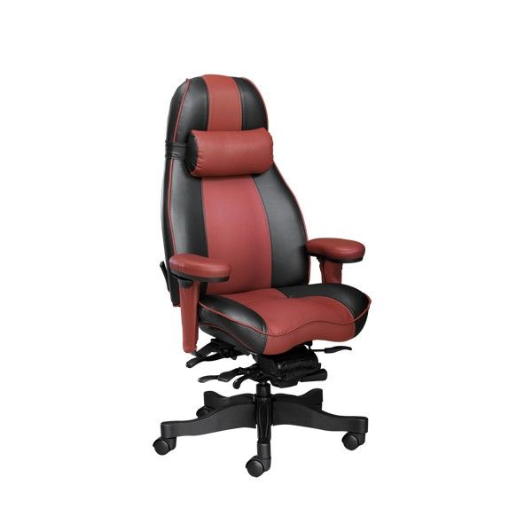 The Lifeform Ultimate Executive High Back Office Chair Is An Ergonomic Chair  That Helps