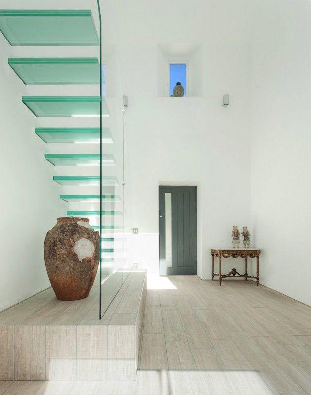 Cerca ispirazione in questa selezione delle più belle case. Scale In Vetro Case Di Vetro Scale Moderne Architettura D Interni