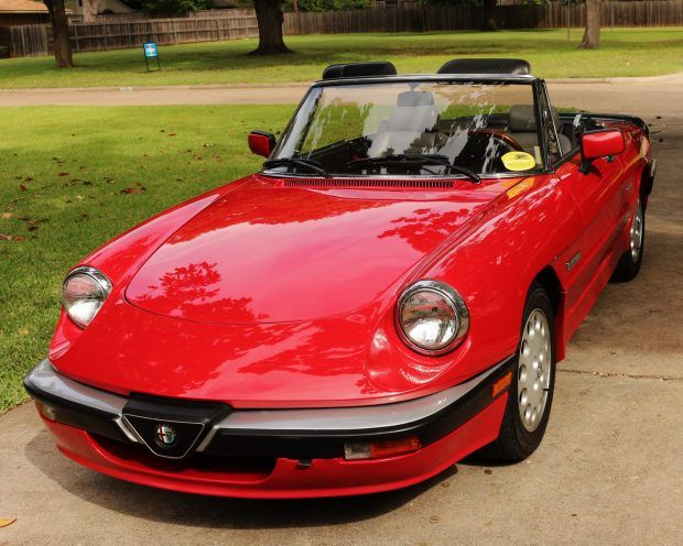 The Best Vintage And Classic Cars For Sale Online Bring A Trailer Alfa Romeo Spider Alfa Romeo Alfa Romeo Spider Veloce