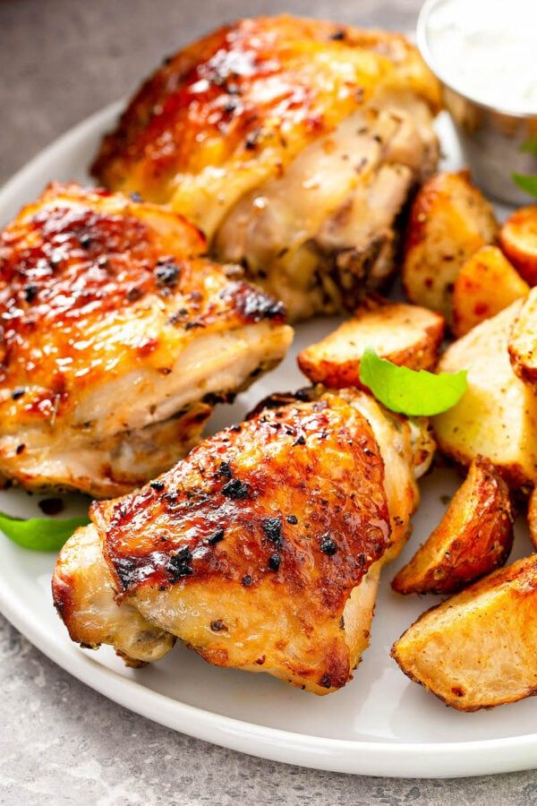 Easy Oven Baked Chicken - How to Bake Chicken Breasts or ...