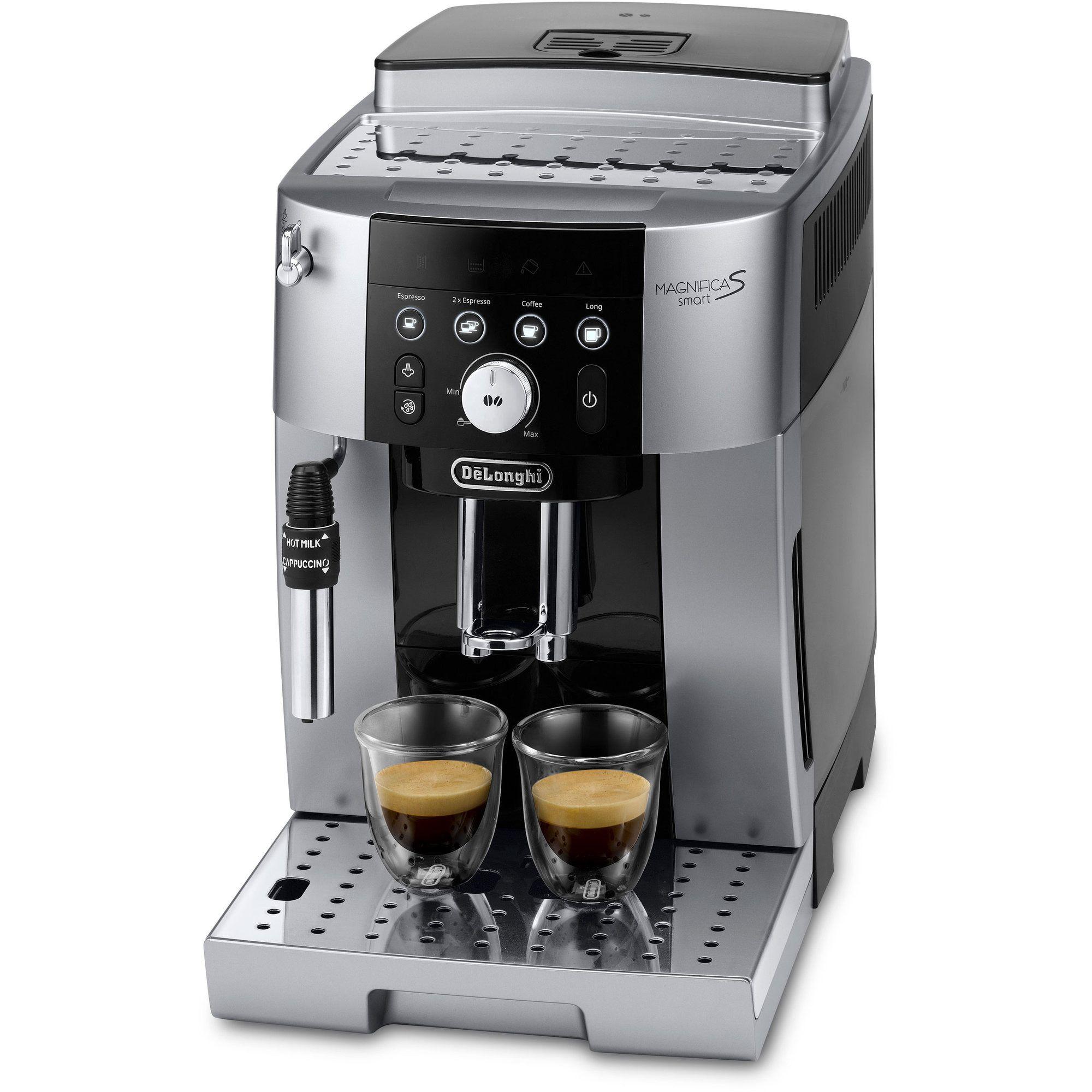 Magnifica S Smart ECAM 250.23.SB Espressomaskin från