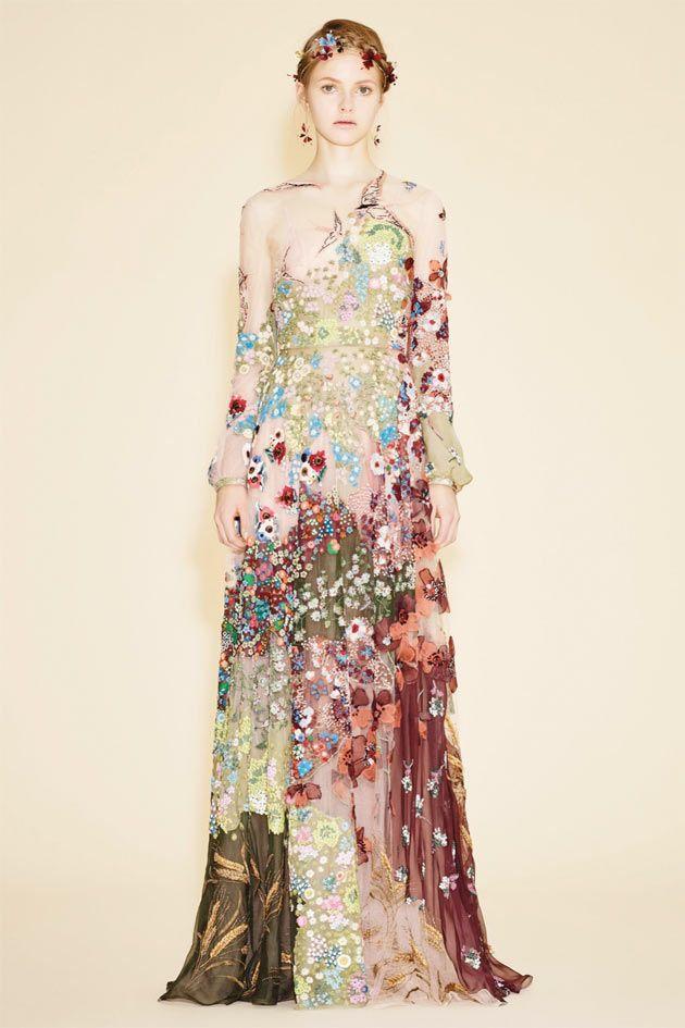 Valentino pré primavera-verão 2016 - Lilian Pacce
