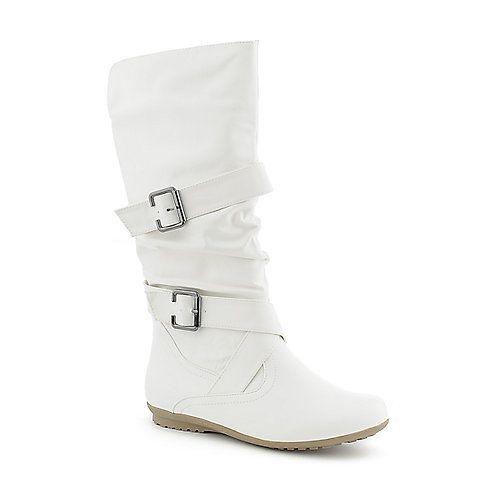 Bamboo Herbie 02 womens flat boot