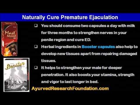 This video describes about how to effectively cure erectile dysfunction problem. You can find more details about Booster capsules and Mast Mood oil at http://www.ayurvedresearchfoundation.com