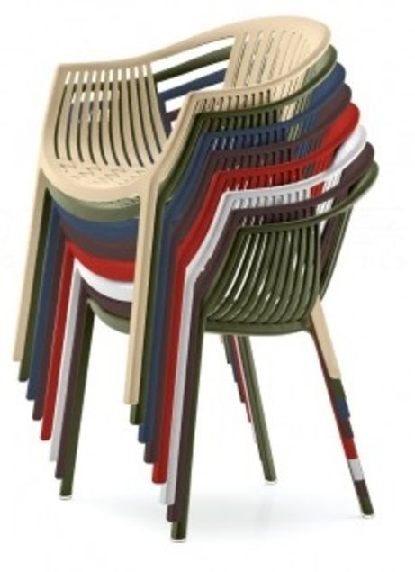Fauteuil Design Empilable Pour Exterieur Sledge Fauteuil Design Tatami Mobilier Design