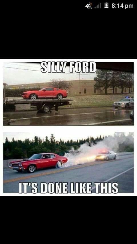 Pin By Barbara Coval On Cars Muscle Car Memes Ford Jokes Car Memes
