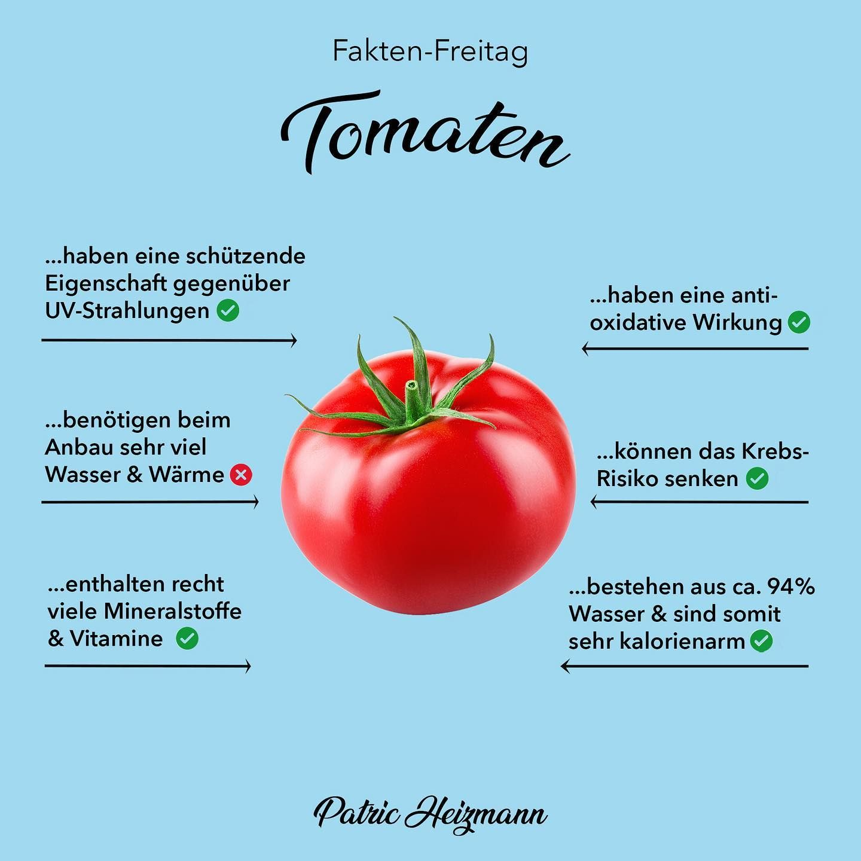 21+ Tomaten 🍅 ...sind so vielseitig einsetzbar und vor allem so ... Bilder