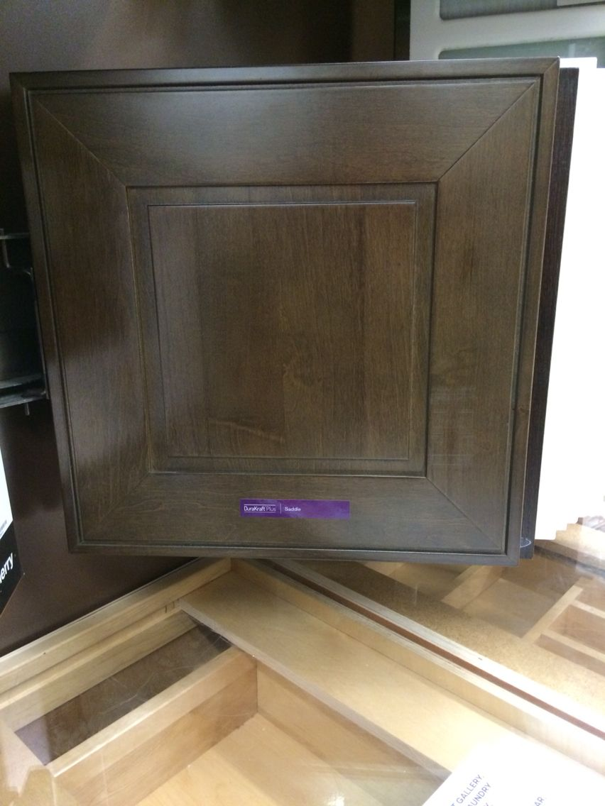 Best Kraftmaid Cabinets Saddle On Maple Kraftmaid Kitchen 400 x 300