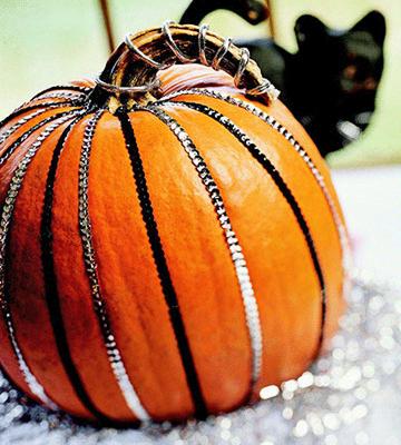 pumpkin glam!