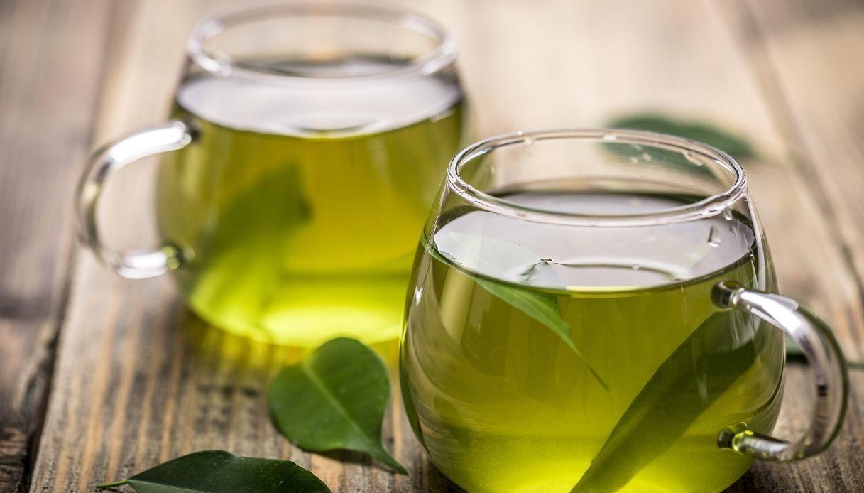 Tè verde, gli effetti sulla dieta e sulla memoria
