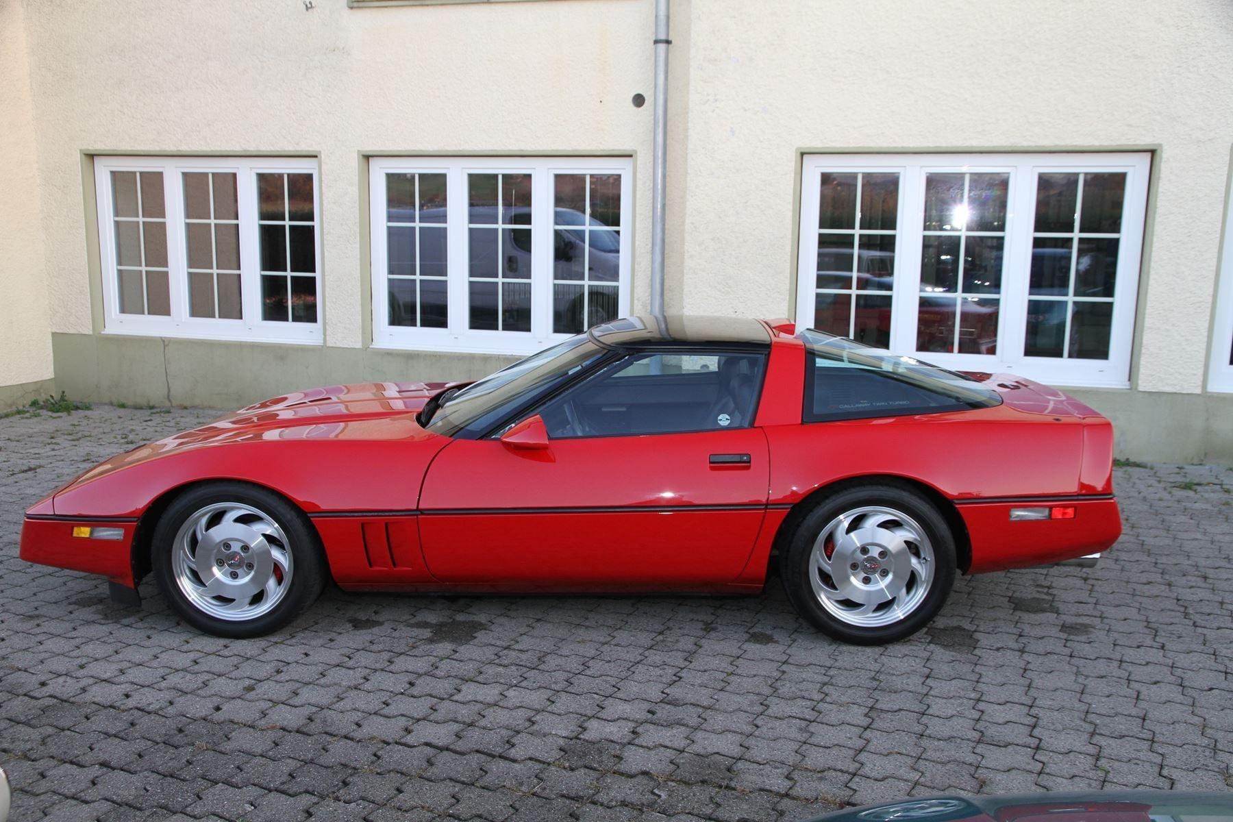 Callaway Corvette For Sale >> Corvette C4 Callaway Twin Turbo For Sale Corvette C4