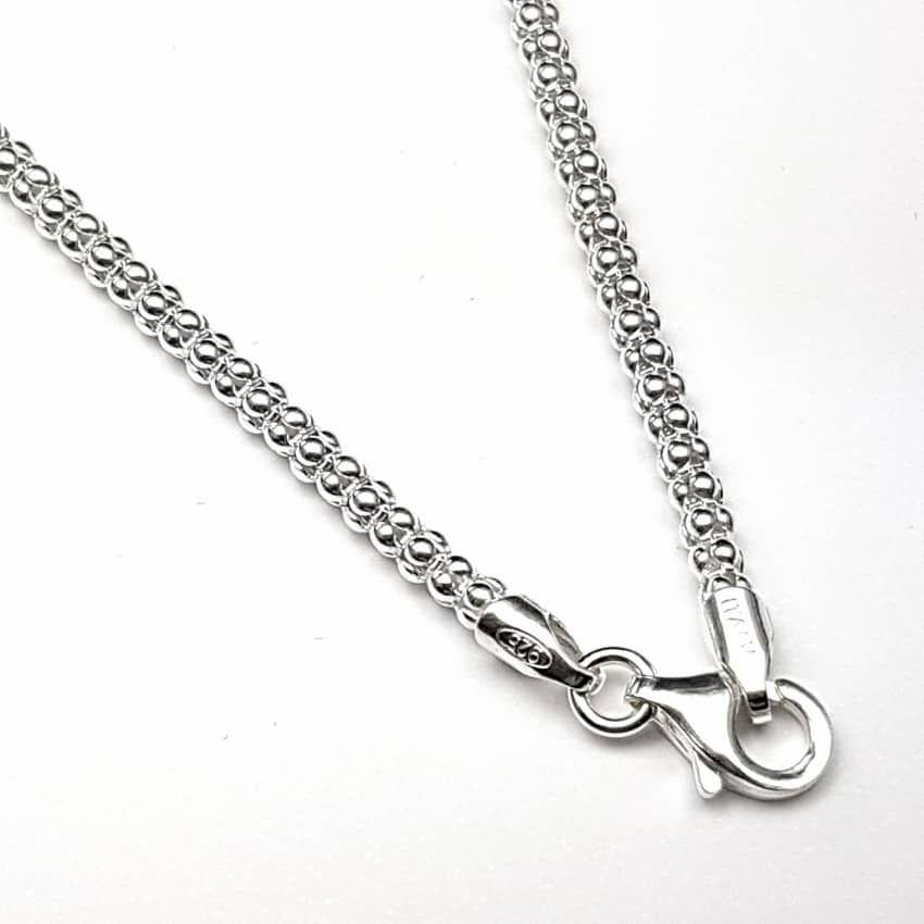 f82ebe94558d Tipos de cadenas de plata. Cadenas para hombre y cadenas para mujer.  Cientos de