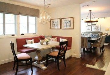 Brentwood - traditional - Dining Room - Los Angeles - Felicia Bushman Interior Design