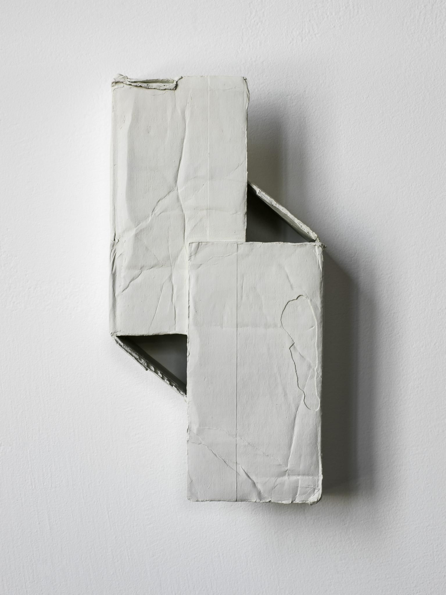 Ricky Swallow, Skewed Doors, 2013, patinated bronze