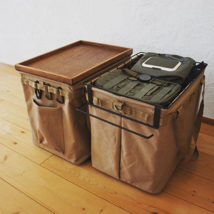 値段を気にせず2個買いできる ワットノット の収納バッグがコスパ良すぎな件 Camp Hack キャンプハック 2021 キャンプ用品 収納 収納 コンテナ インテリア 収納