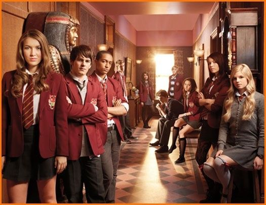 project tv house of anubis season 3 - Tv Shows Like House