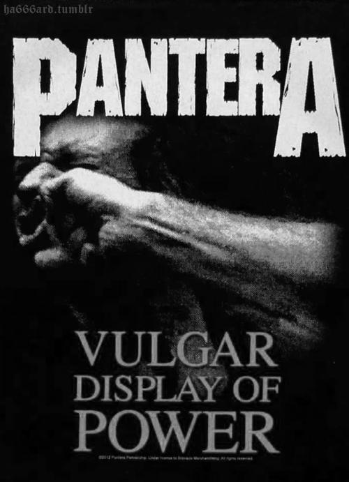Pin On Pantera