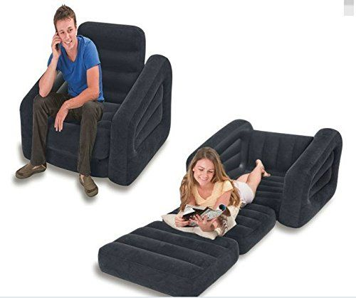 Intex Inflatable Pull Out Chair And Sofa Bed Rs 3650 Buy Here