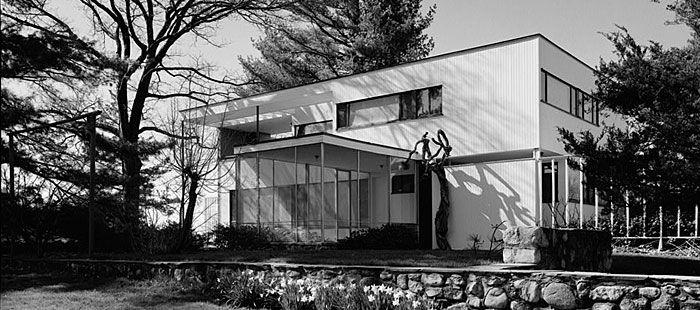 Gropius House Lincoln Massachusetts