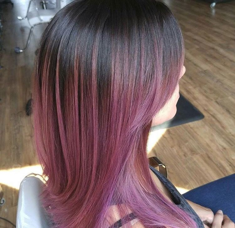 Iroiro colors Long hair styles, Hair inspiration, Hair