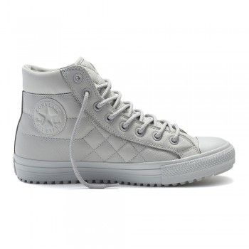 Converse Chuck Taylor All Star Herren Sneaker Boot PC Hi Ash Grey ...