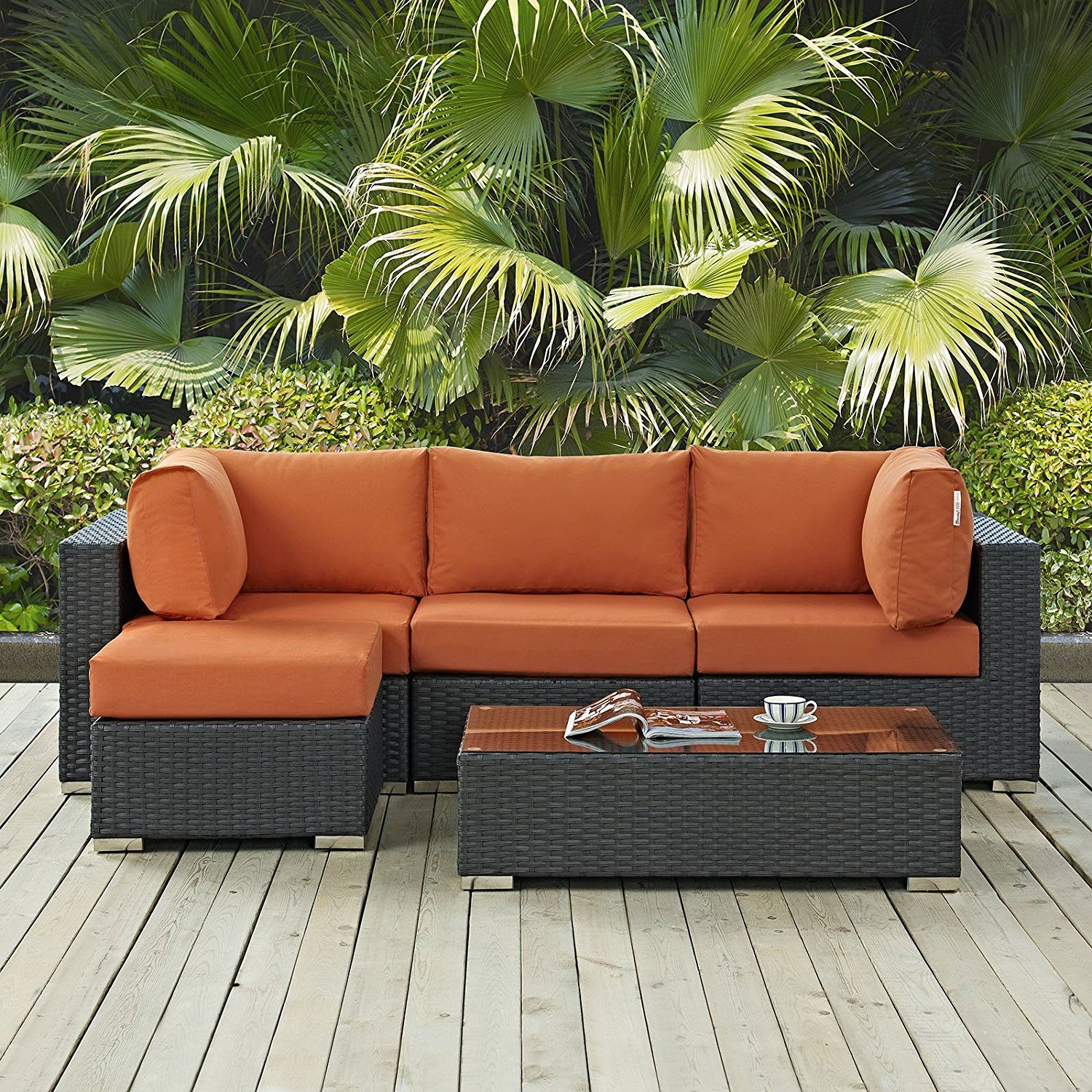 patio of set pasadena sale outdoor furniture piece inside ove best aluminum cushions sectional decors sofa collection frame