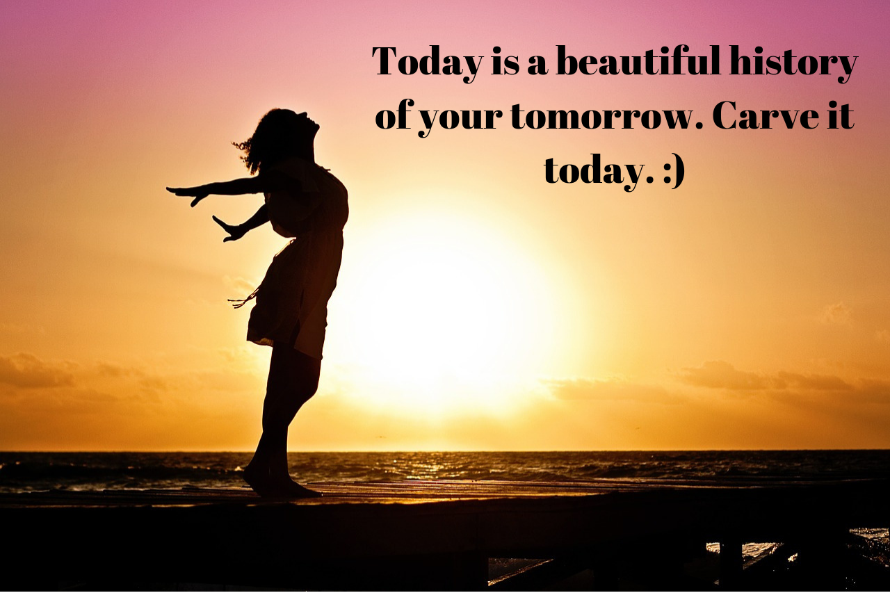 Forge your tomorrow's imagination today    Quotes   Discount