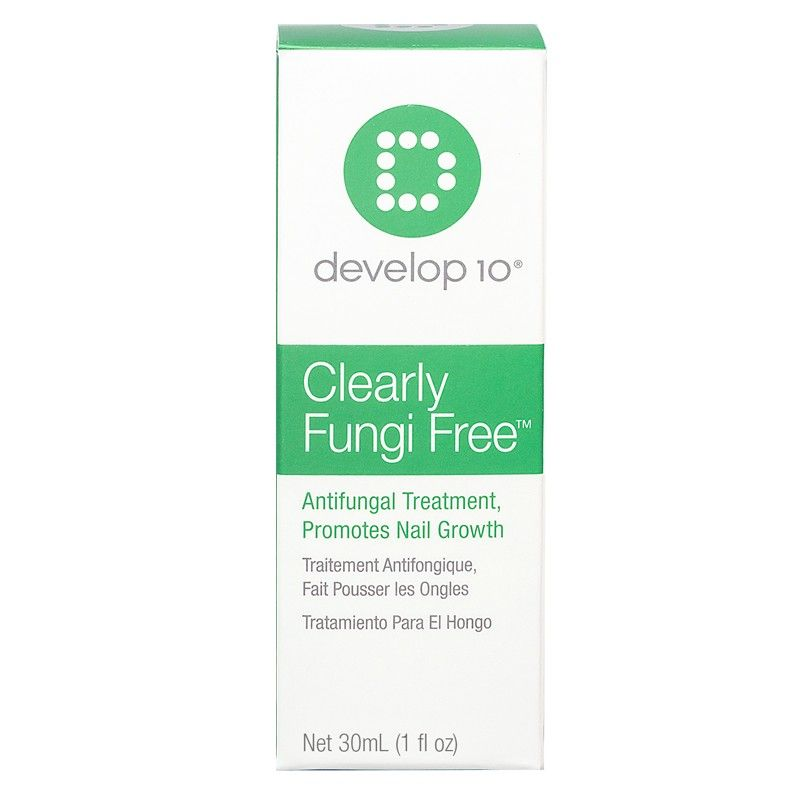 CLEARLY FUNGI FREE Clearly Fungi Free is specifically formulated for the treatment of finger and toe
