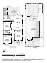 Californian Bungalow Floor Plans Google Search Bungalow Floor Plans North Facing House Floor Plans