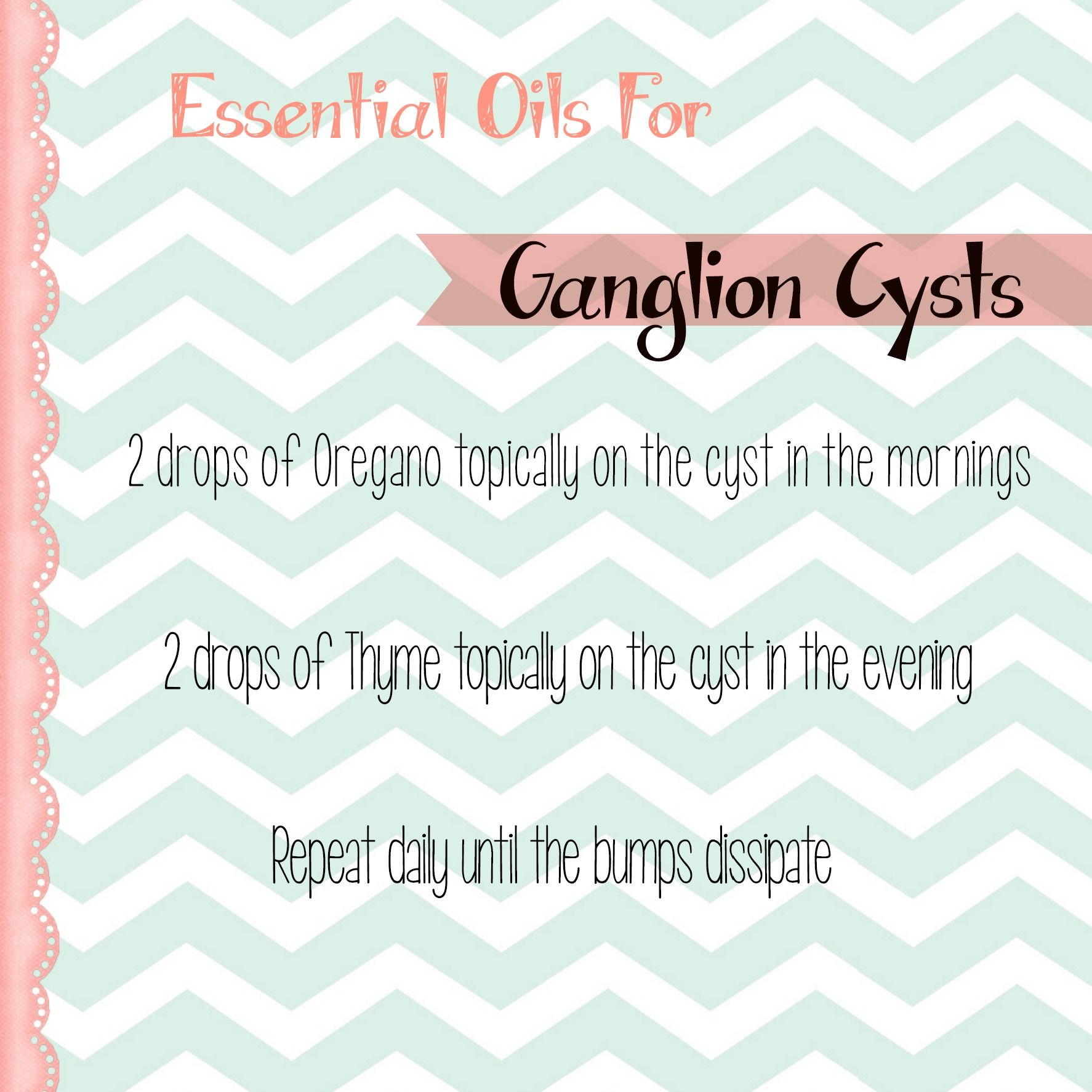 Essential Oils For Ganglion Cysts For More Eo Info