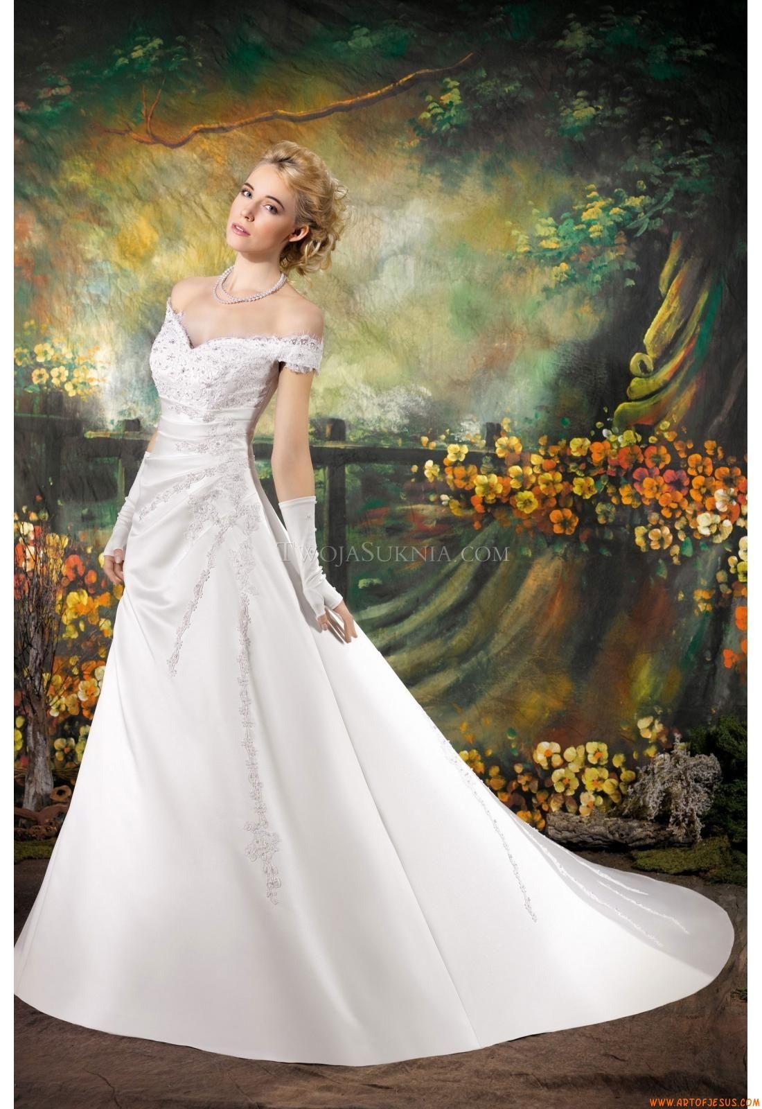 abiti da sposa Collector CL 144-04 2014