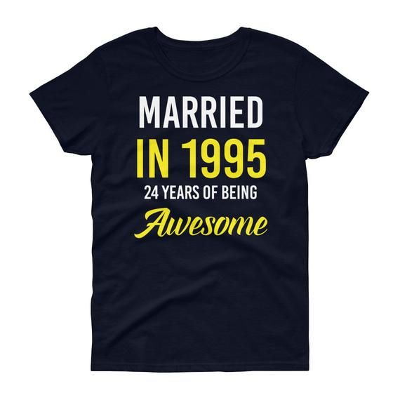 BLACK FRIDAY 24th Anniversary Shirt | 24th Anniversary Gift | 24th Anniversary Gift For Her | 24th A #20thanniversarywedding