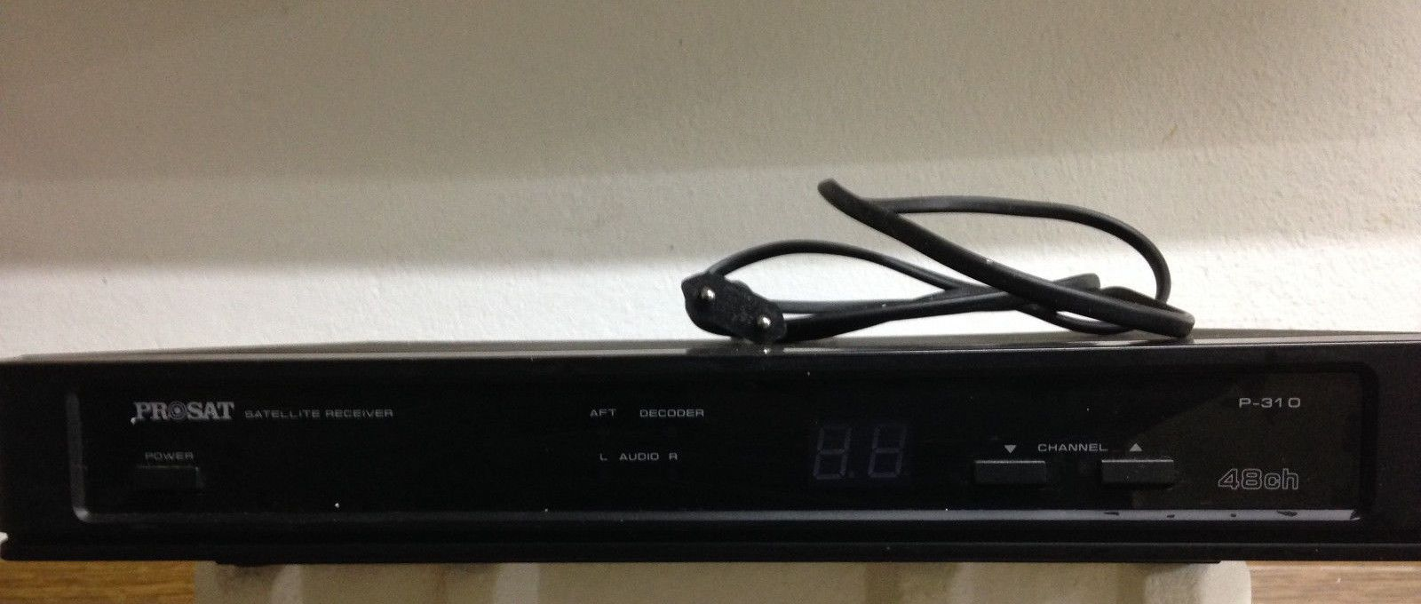 Pro sat Sat Receiver P310 | analogue satellite receiver 2