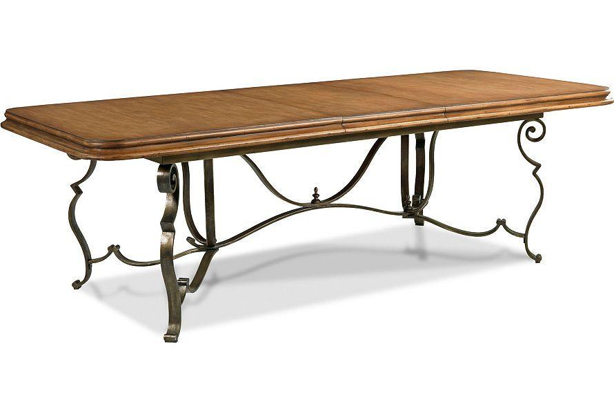 Drexel Heritage European Market Cecily Dining Table SKU DREXEL 850